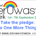 Zero Waste Week… or spotting abundance?