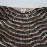 Beyond preconceptions… or my Northmavine hap