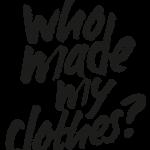 Wartime Wardrobe Challenge – Postscript