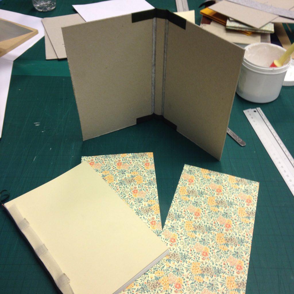 Multi-signature notebook